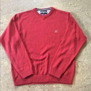 Vintage Tommy Hilfiger crewneck sweater golf crest